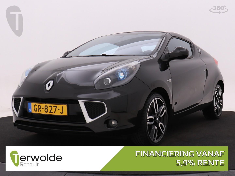 Renault Wind 1.2 tce 101pl exception airco i lichtmetalen velgen