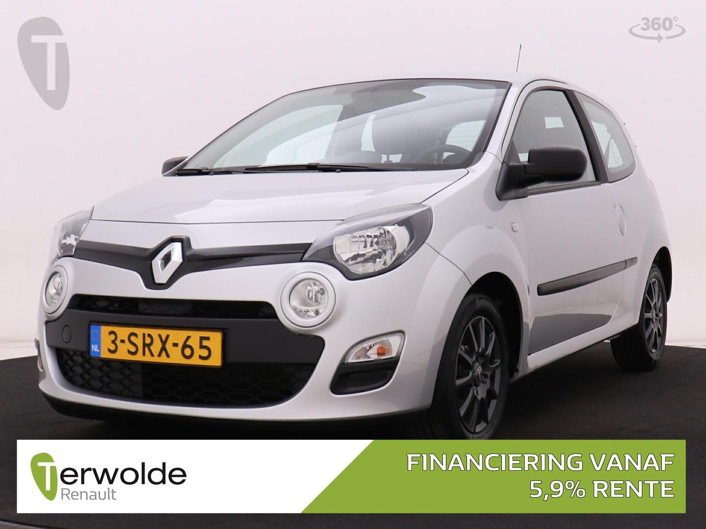 Renault Twingo 1.2 16v parisienne airco i bluetooth i centrale vergrendeling