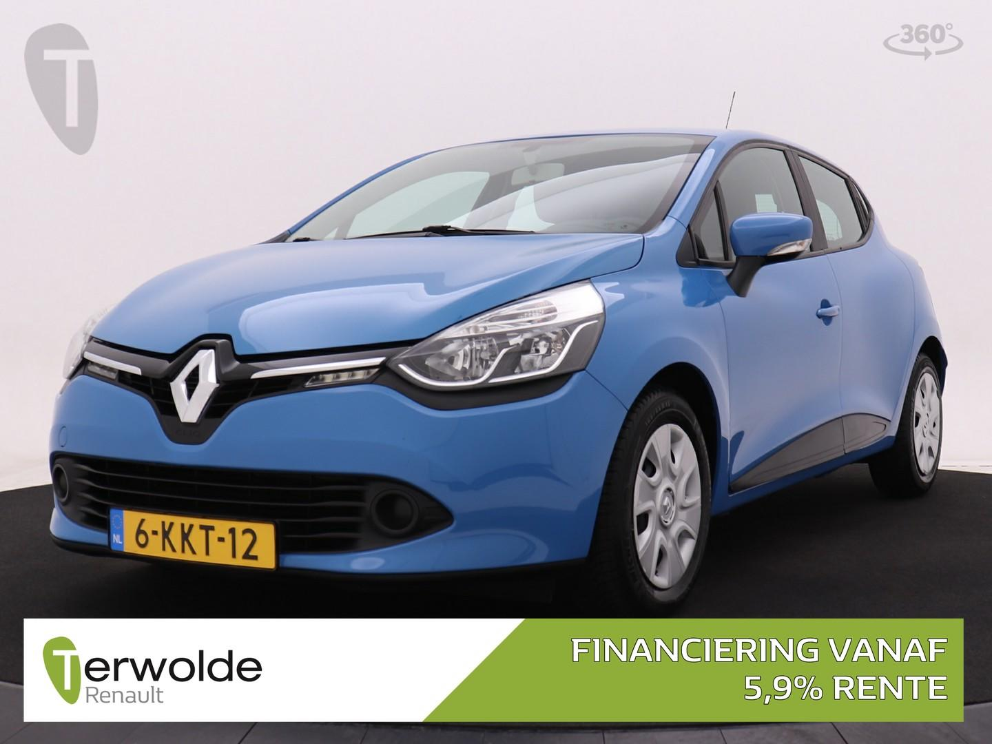 Renault Clio 1.5 dci eco expression airco i cruise control i navigatiesysteem