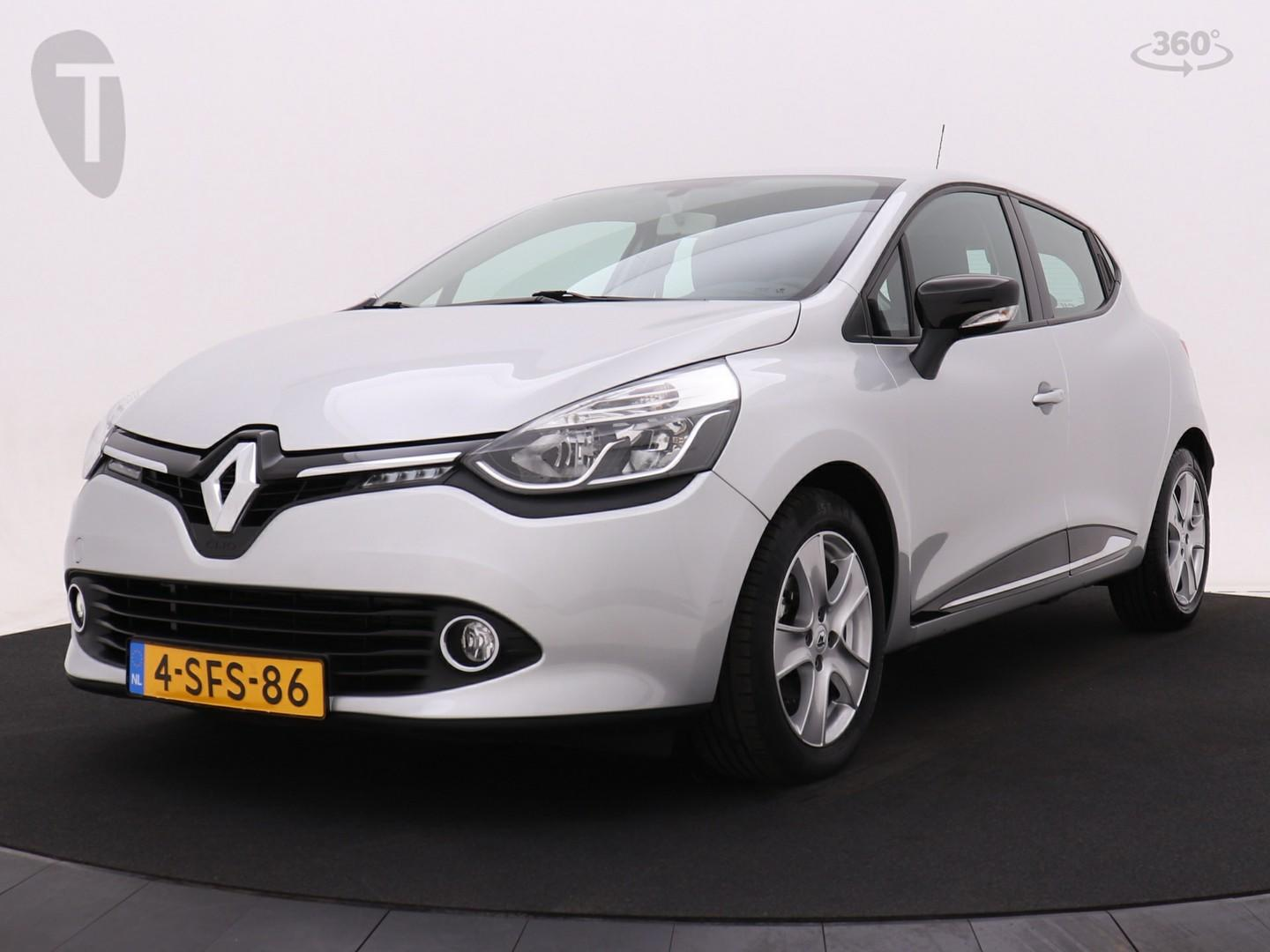 Renault Clio 90pk tce expression airco i cruise control i navigatie
