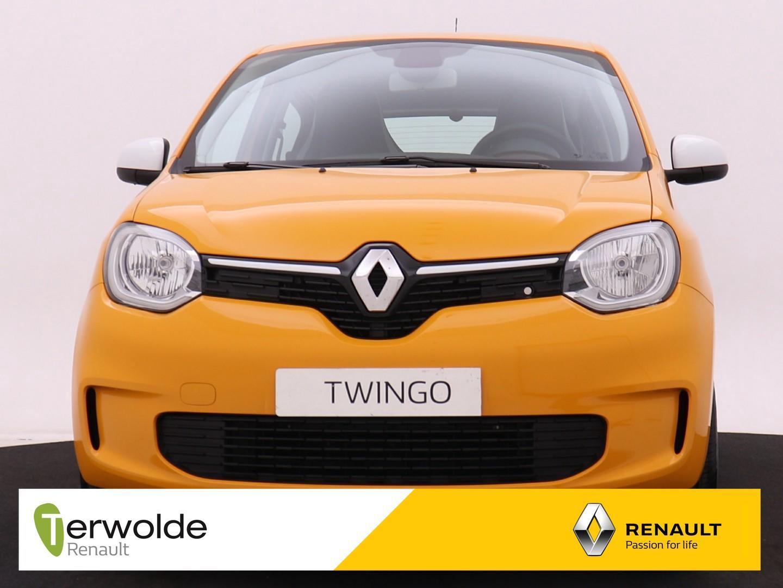 Renault Twingo 1.0 sce collection € 1.240,- korting financieren v.a. 3,9 % rente
