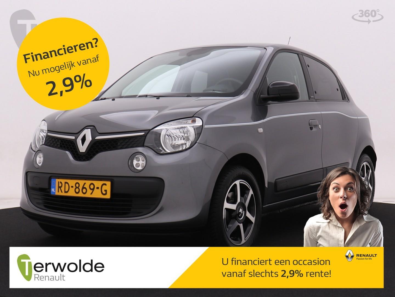 Renault Twingo 1.0 sce limited airco i lichtmetalen velgen i parkeersensoren