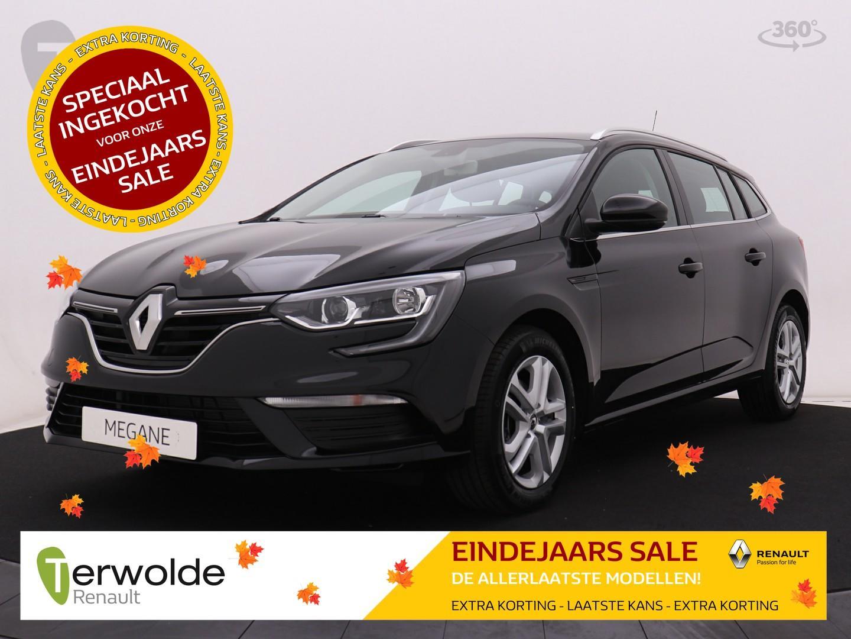 Renault Mégane Estate 1.3 tce zen nieuw en uit voorraad leverbaar ! € 3.800,- korting ! private lease mogelijk !