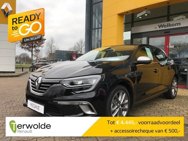 Renault Mégane 160 tce gt-line € 3.400,- korting ! private lease mogelijk! levering aan huis !