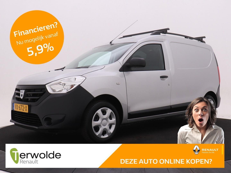 Dacia Dokker 1.5 dci 75 ambiance navigatie i airco i trekhaak