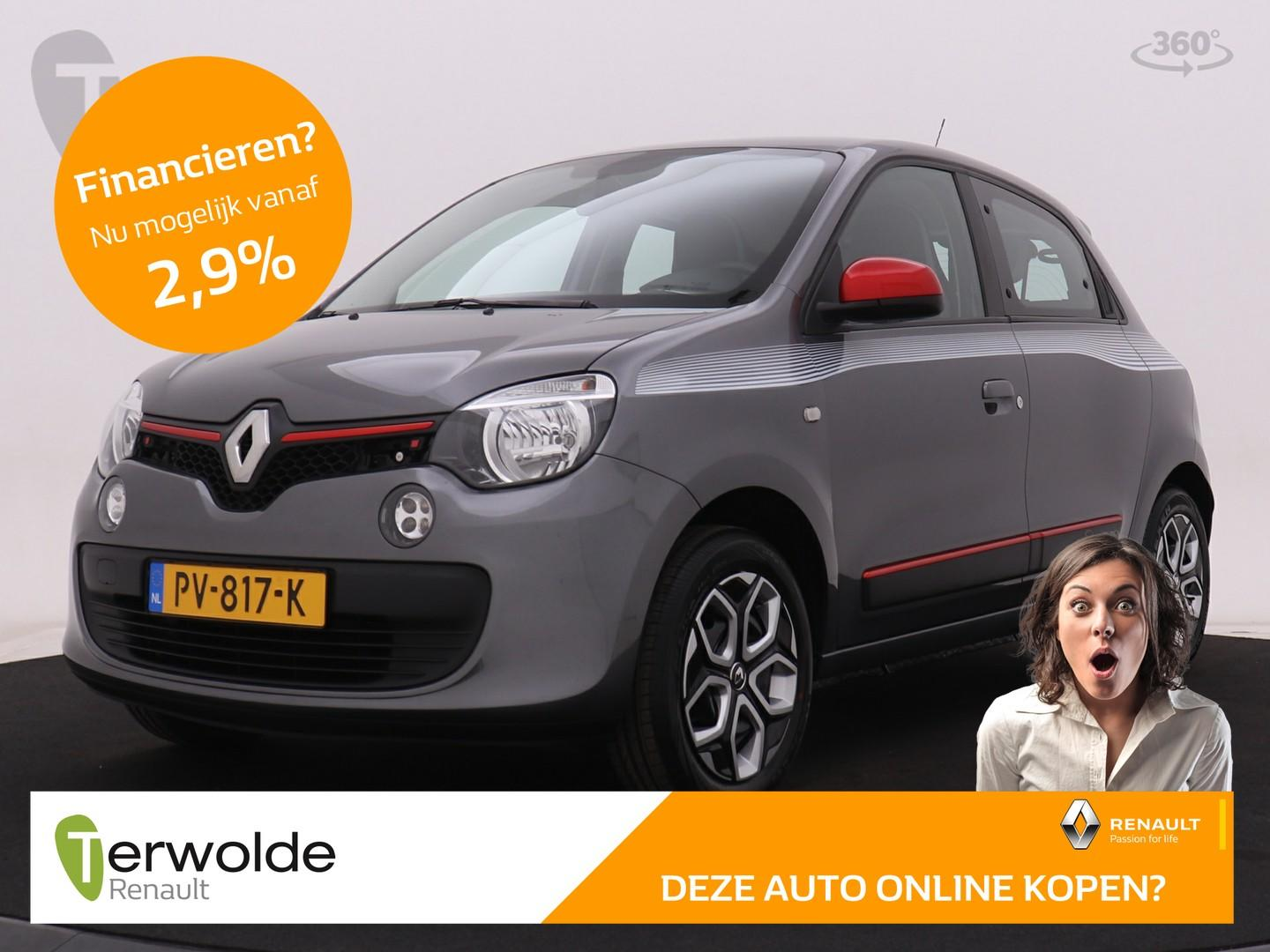 Renault Twingo 1.0 sce collection airco i audio i bluetooth i trekhaak (tbv fietsendrager)