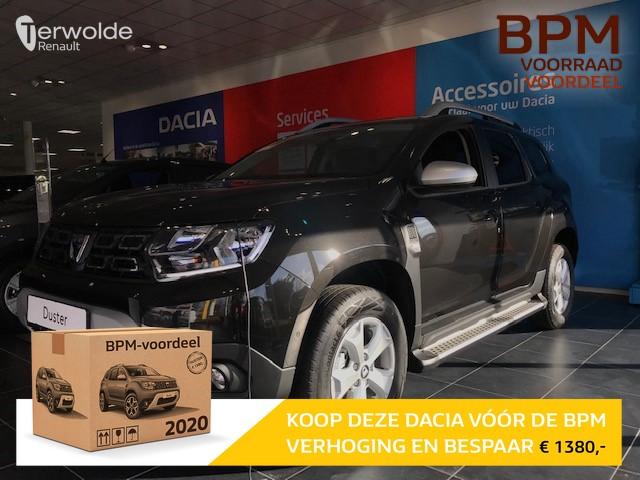Dacia Duster 130 tce prestige  metallic lak