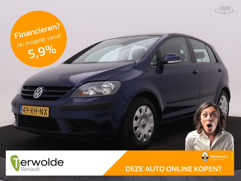 Volkswagen Golf plus 1.6 fsi turijn airco i cruise control i trekhaak
