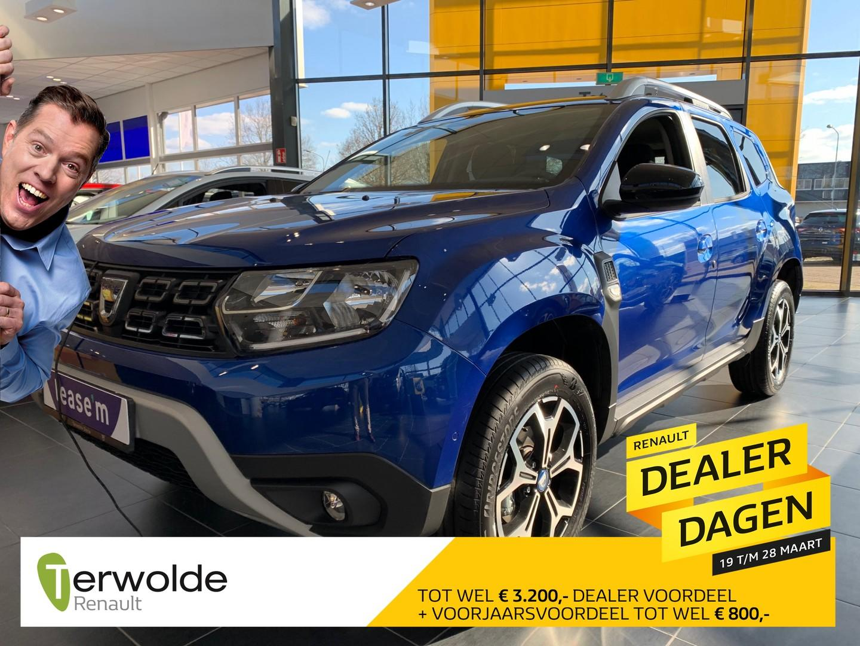 Dacia Duster 100tce bi-fuel serie limitee 15th anniversary