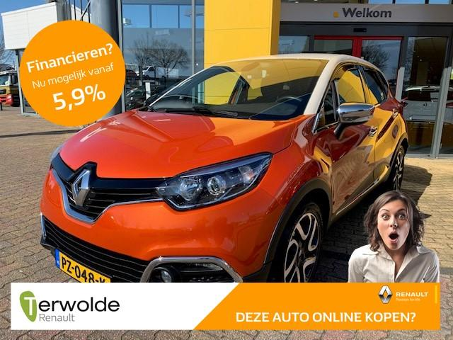 Renault Captur 1.5 dci dynamique navigatie i climate control i cruise control