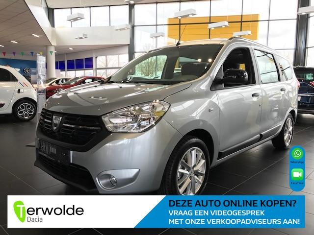 Dacia Lodgy 130 tce comfort 7persoons