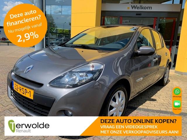 Renault Clio 1.5 dci collection 5drs dealeronderhouden i airco i cruise control i schuifdak