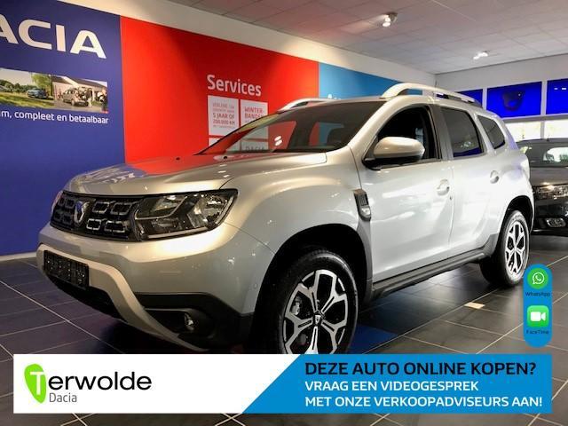 Dacia Duster 1.0 tce bi-fuel prestige
