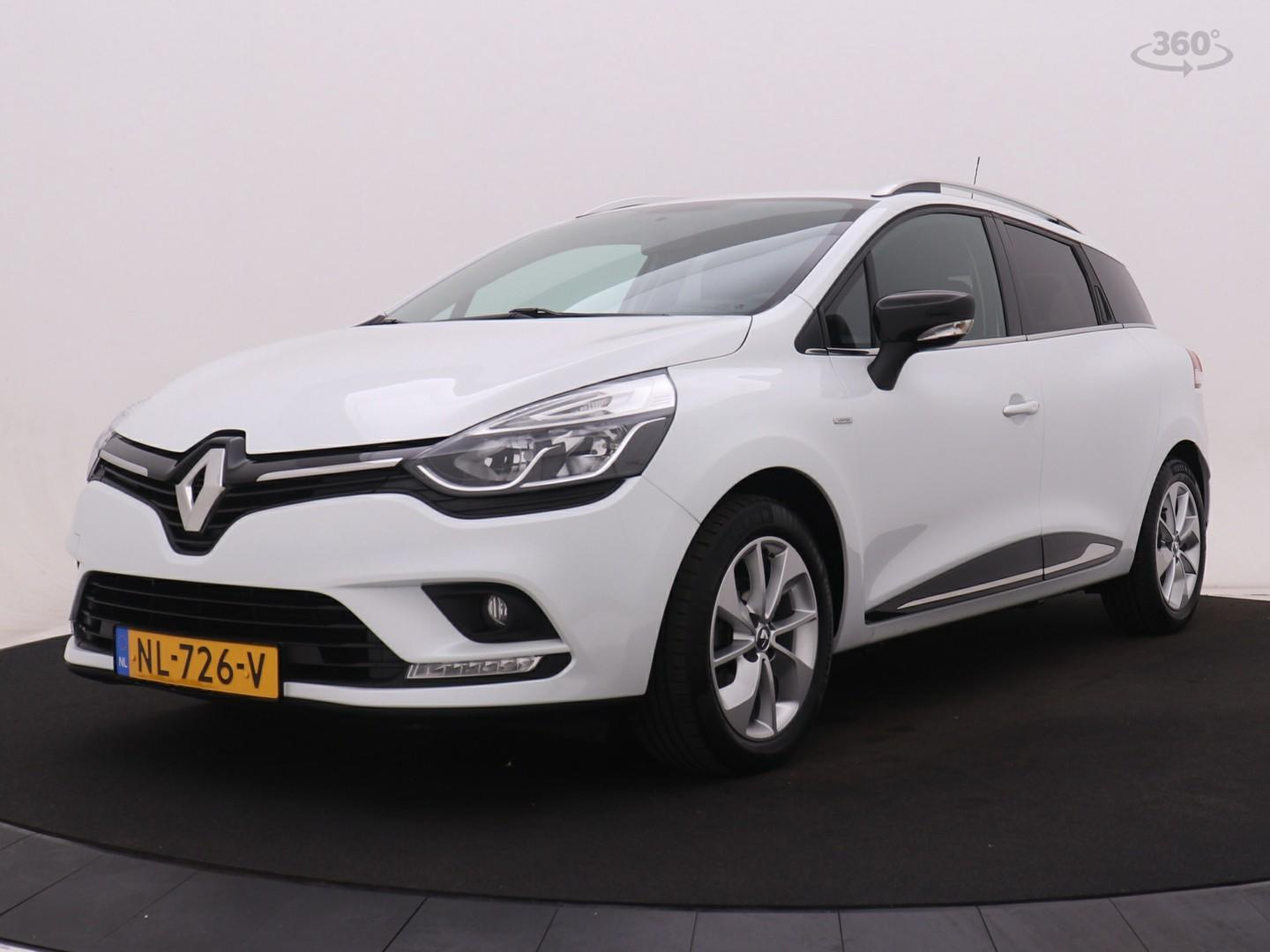 Renault Clio Estate 90tce limited
