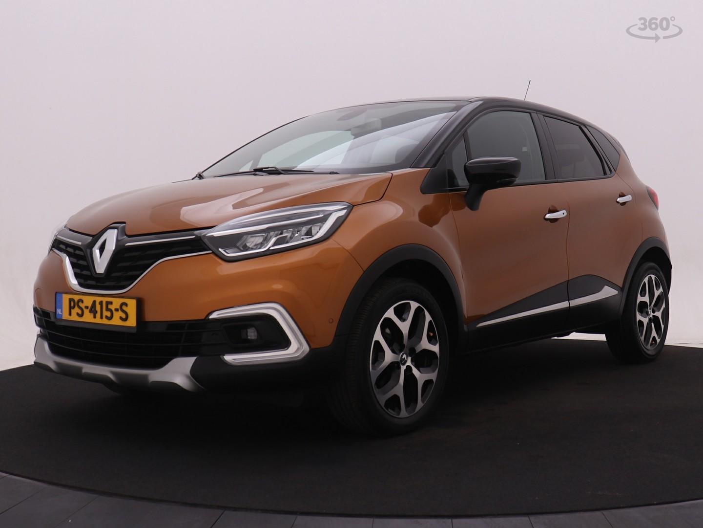Renault Captur 90tce edition one leder i climate control i stoelverwarming