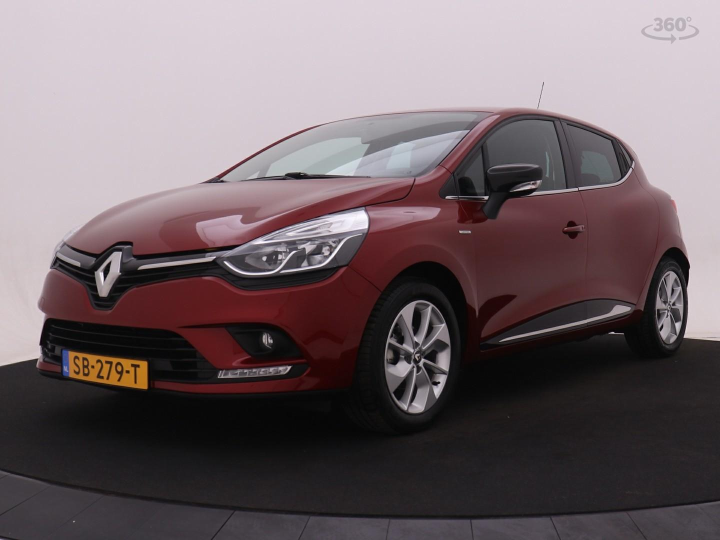 Renault Clio 90 tce limited