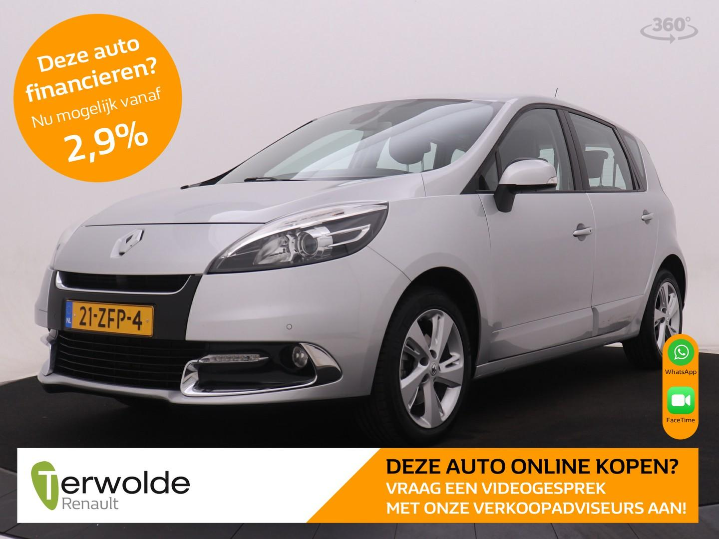 Renault Scénic 1.2 tce 115pk dynamique climate control i trekhaak i cruise control