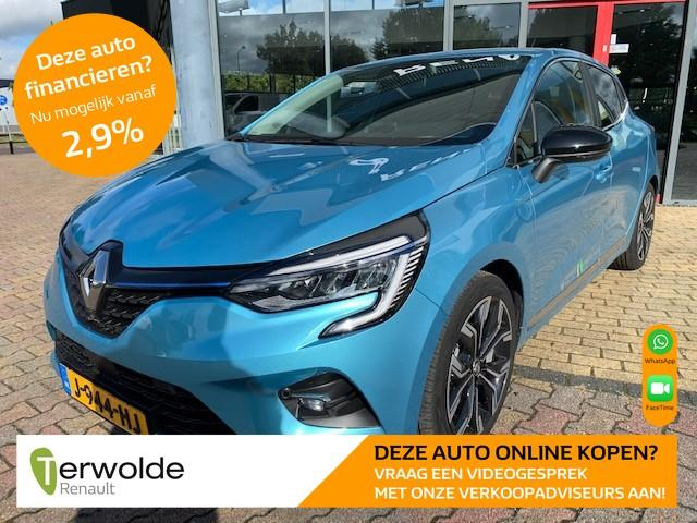 Renault Clio 1.6 hybrid intens automaat climate control i 17'' velgen i cruise control