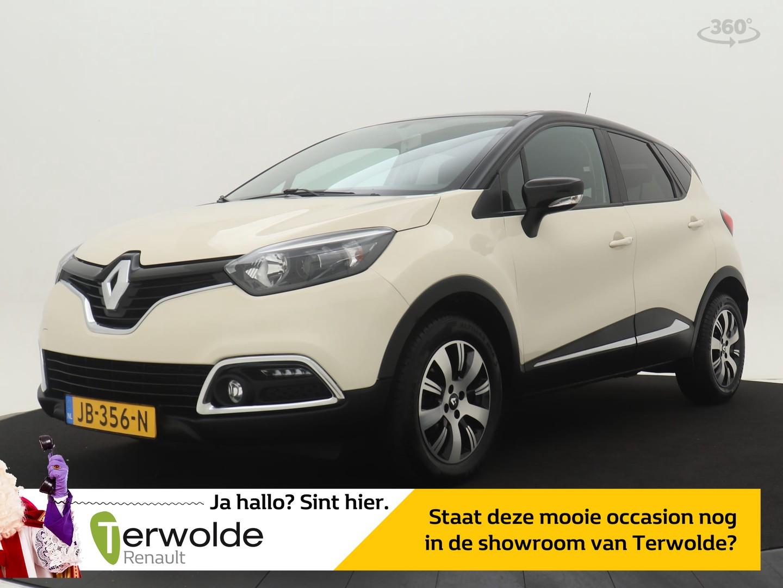 Renault Captur 90pk tce expression trekhaak i airco i cruise control