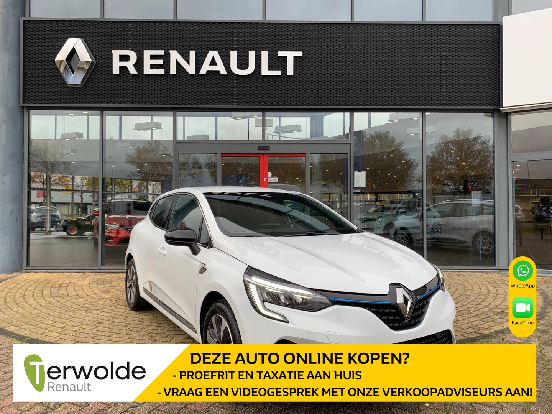 Renault Clio 1.6 140pk hybrid serie limitee e-tech