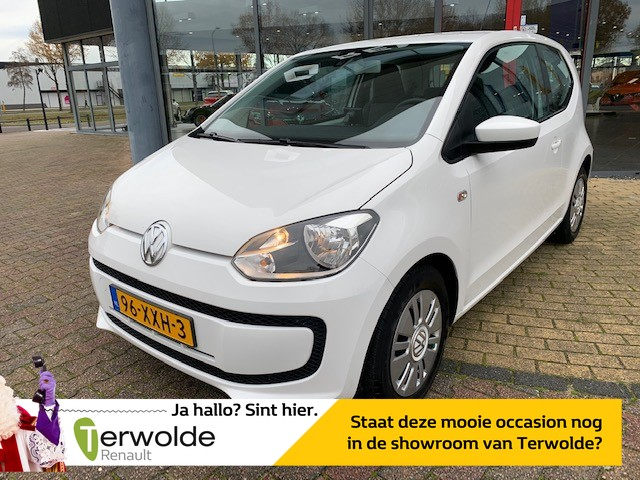 Volkswagen Up! 1.0 move up! bluemotion airco i navigatie i cruise control