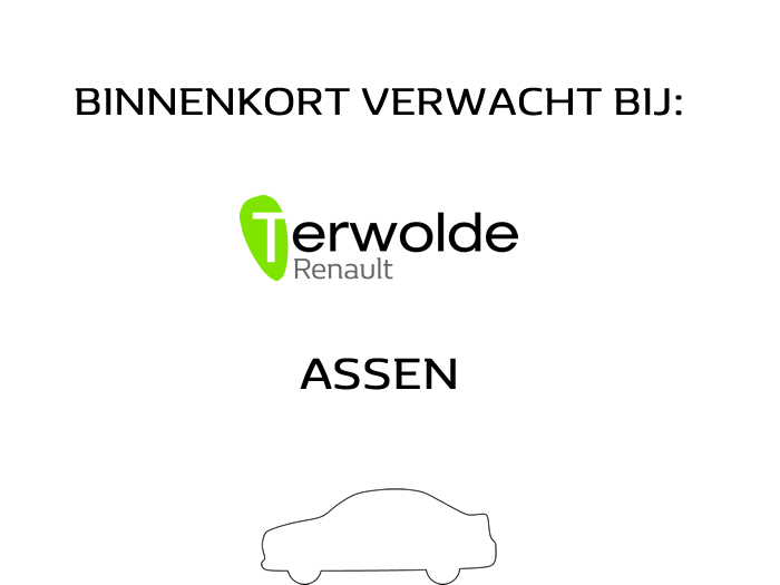 Renault Clio 90pk tce eco night&day airco i parkeersensoren i cruise control
