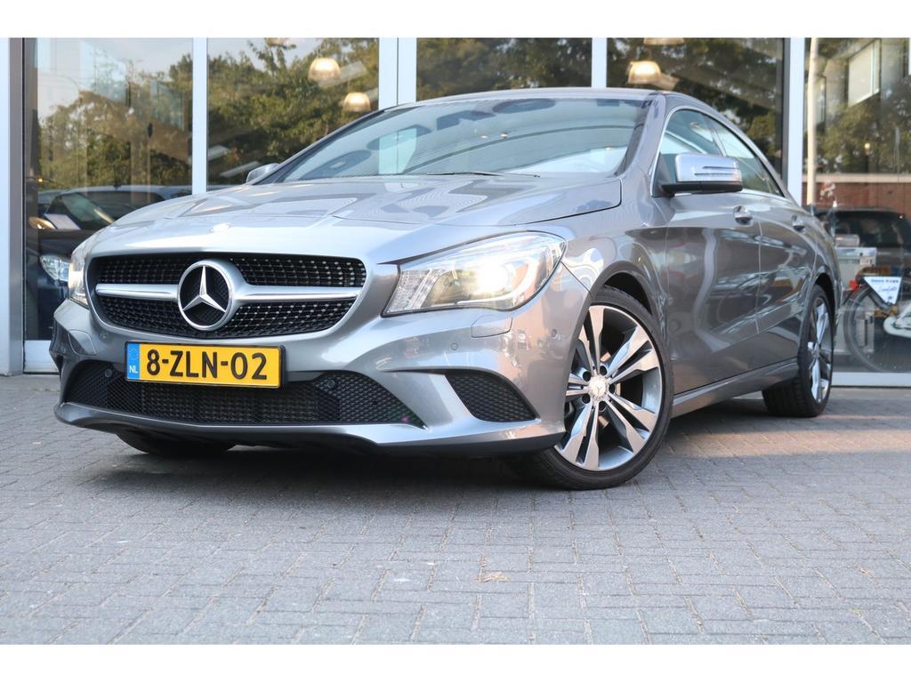 Mercedes-benz Cla-klasse 180 urban line