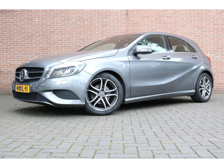 Mercedes-benz A-klasse 180 cdi edition navigatie 4u3