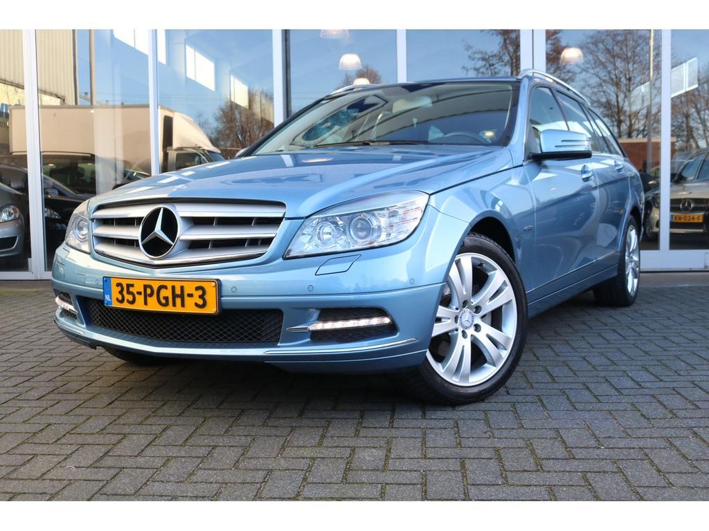 Mercedes-benz C-klasse Estate 180 cgi blueefficiency business class avantgarde