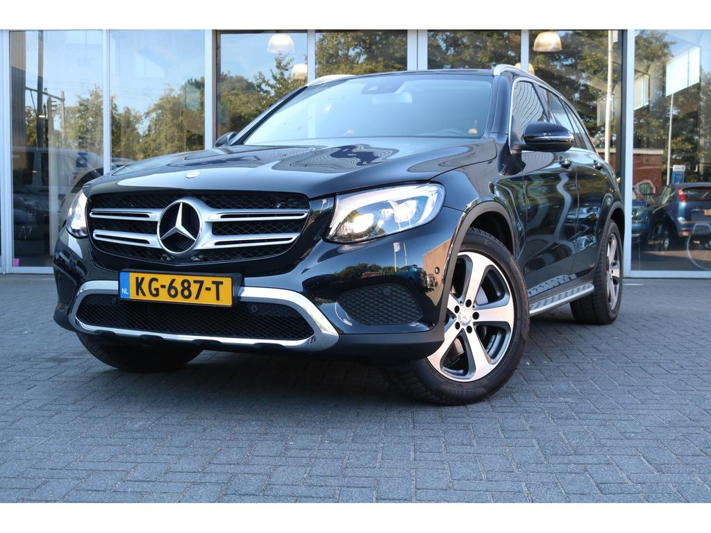 Mercedes-benz Glc-klasse 220 d 4matic panoramadak