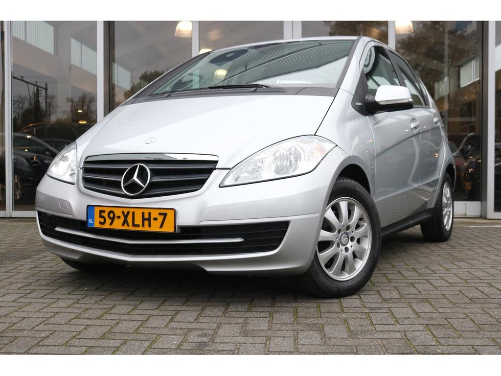 Mercedes-benz A-klasse 160 be business class met navigatie en cruisecontrol