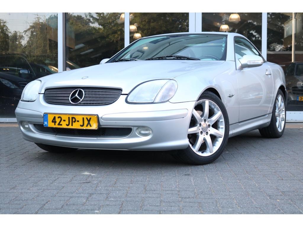 Mercedes-benz Slk-klasse 200 k. special edition