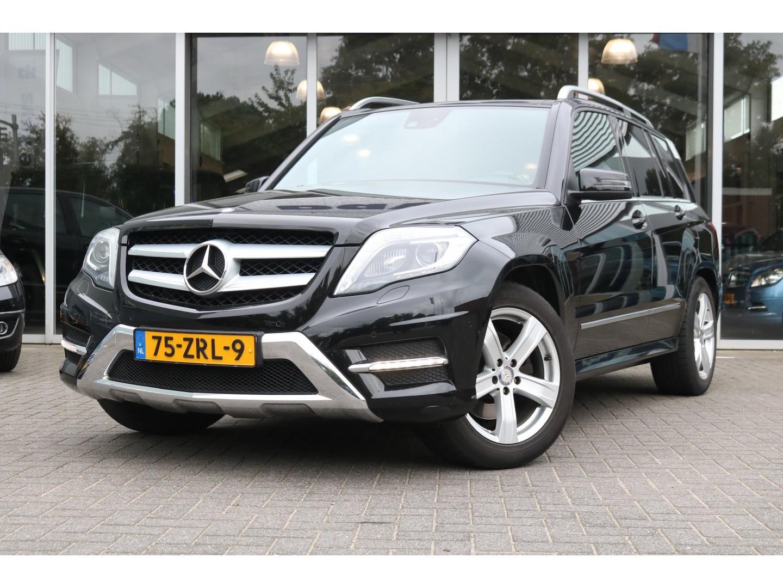 Mercedes-benz Glk-klasse 200 cdi ambition