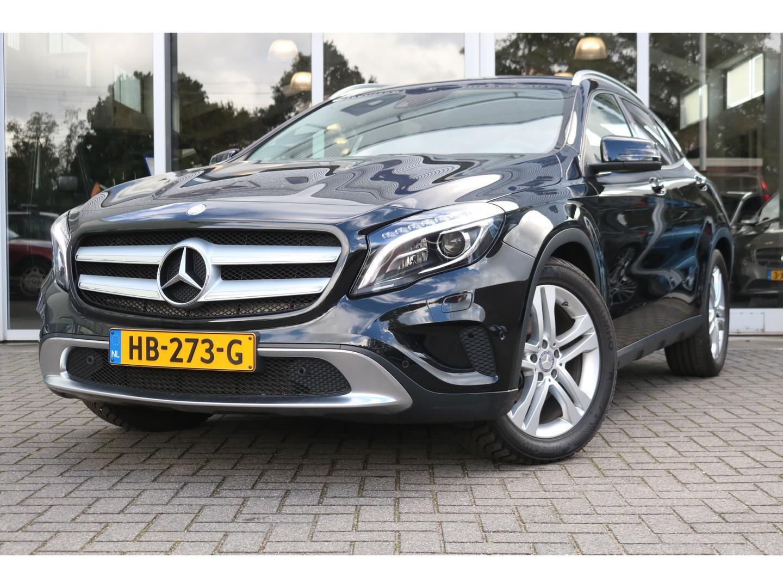 Mercedes-benz Gla-klasse 200 ambition