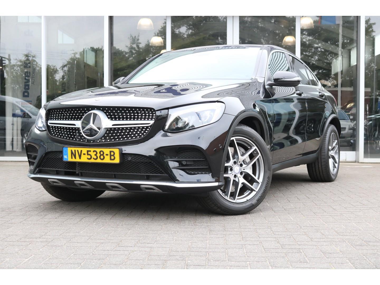 Mercedes-benz Glc-klasse coupé 220 d 4matic business solution amg