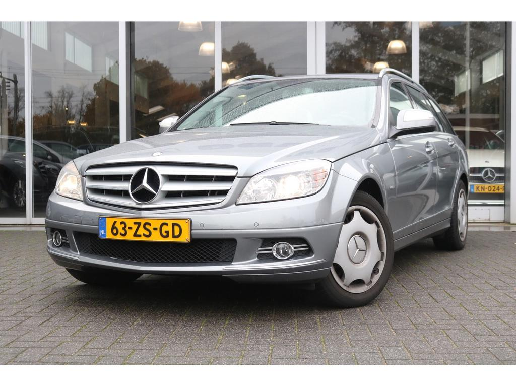 Mercedes-benz C-klasse Estate 220 cdi avantgarde