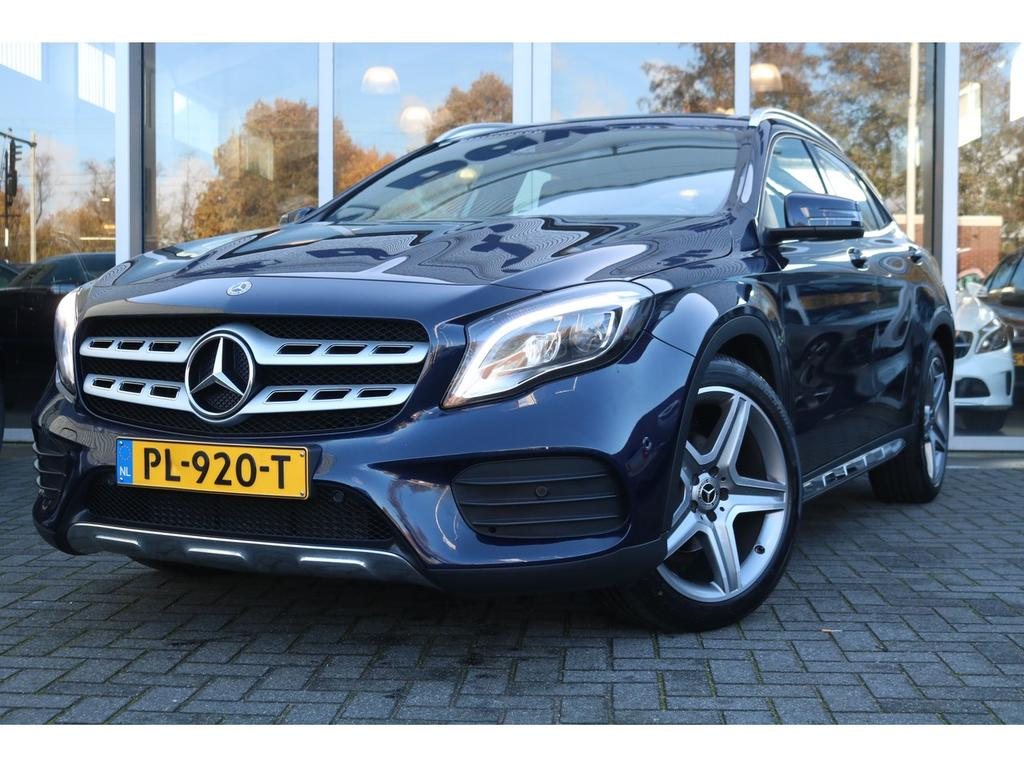 Mercedes-benz Gla-klasse 180 business solution amg