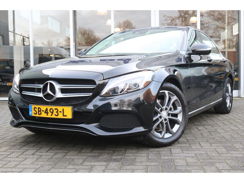 Mercedes-benz C-klasse 180 sport edition