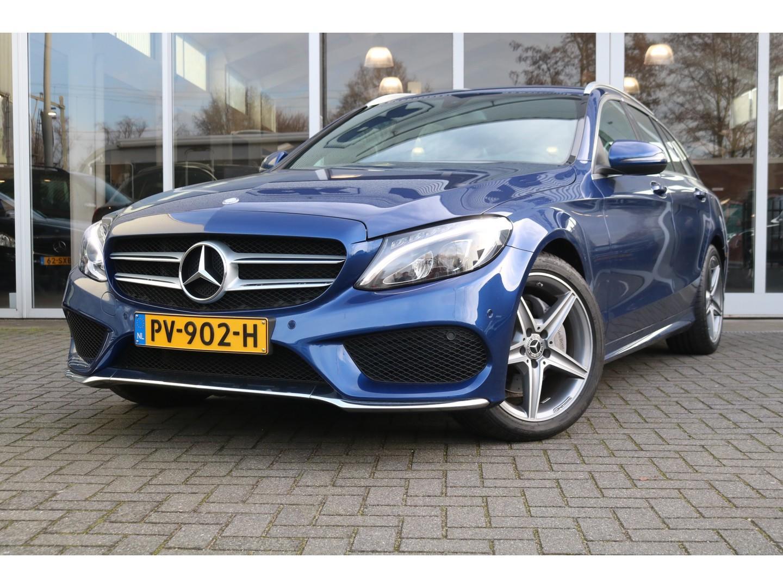 Mercedes-benz C-klasse Estate 180 business solution amg