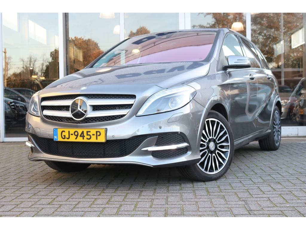 Mercedes-benz B-klasse Electric drive ambition