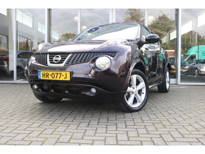 Nissan Juke 1.6 business edition