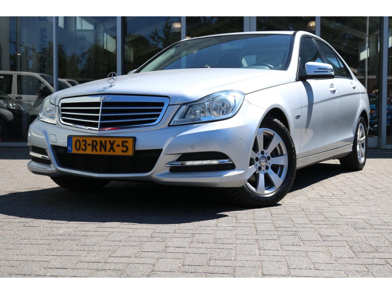 Mercedes-benz C-klasse 180 cdi business class 125!