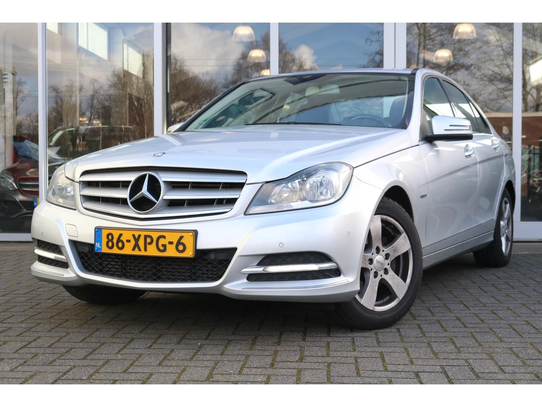 Mercedes-benz C-klasse 180 cdi avantgarde
