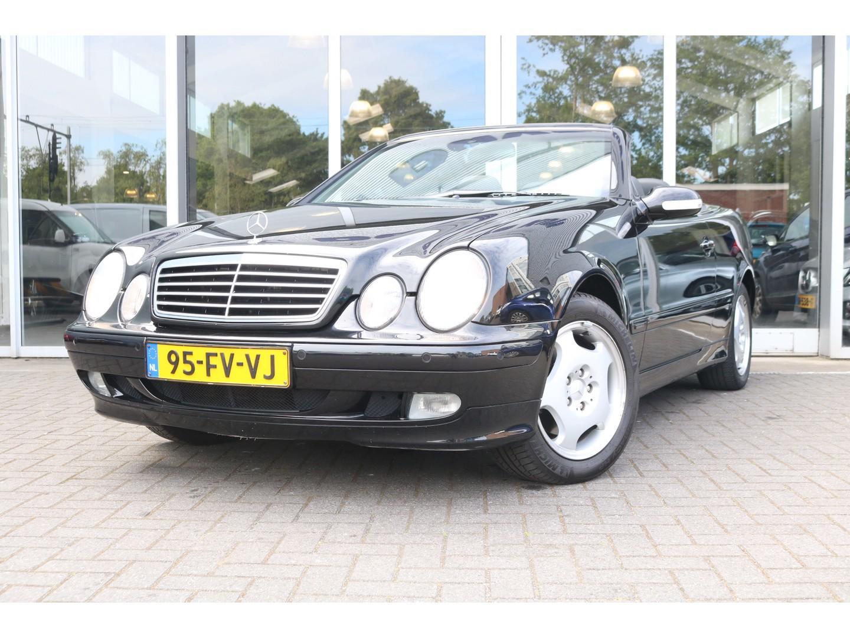 Mercedes-benz Clk-klasse Cabrio 200 k. elegance in nieuwstaat