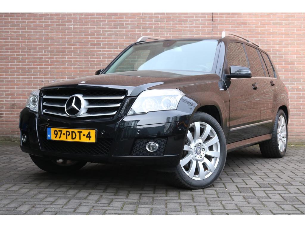 Mercedes-benz Glk-klasse 200 cdi business class