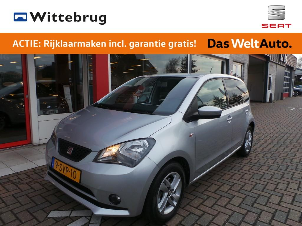 Seat Mii 1.0 chill out 5drs / airco/ pdc/ privacy glas/ lm velgen/ 6 mnd daswelt garantie