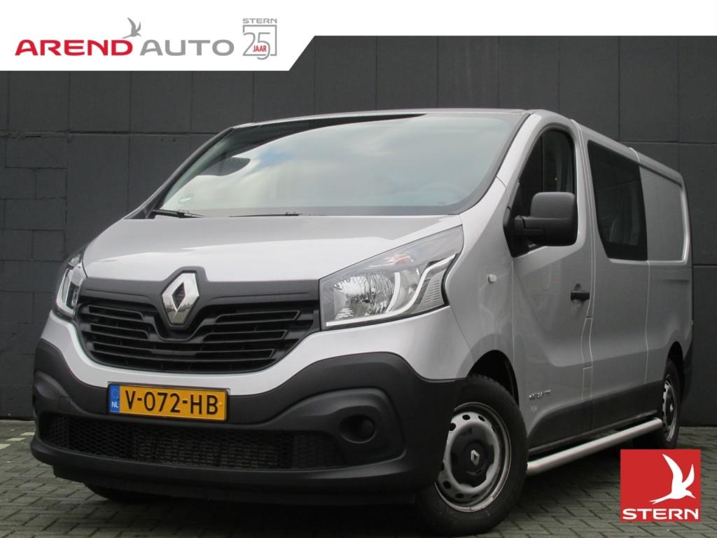 Renault Trafic Dc 1.6 energy dci 125pk twinturbo l2h1 t29 comfort
