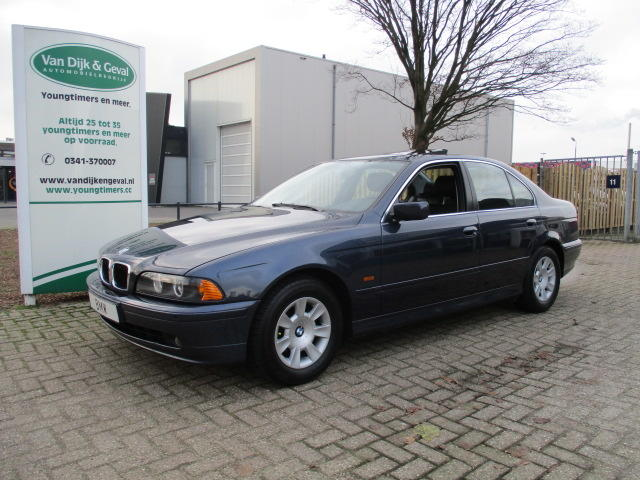 Bmw 5 serie 525 i aut youngtimer facelift