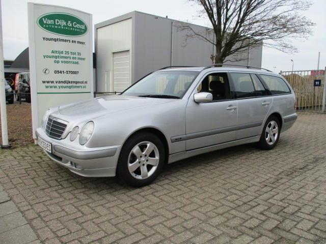 Mercedes-benz E-klasse E220 cdi t combi aut. youngtimer