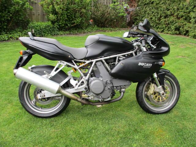 Ducati Ducati Sport 620 i.e. nederlandse motor 10.434 km !!!!!